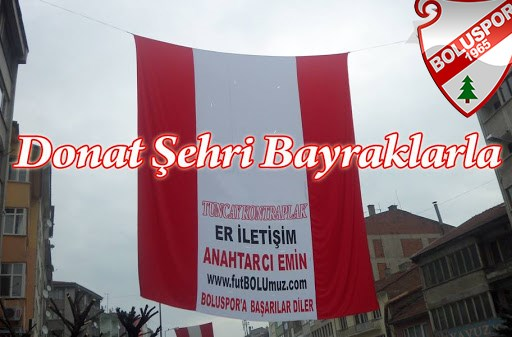As Bayrakları As!