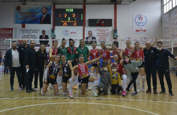 FİLENİN SULTANLARI PLAY-OFF'A HAZIRLANIYOR